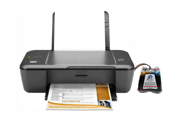 фото Принтер HP DeskJet 2000 с СНПЧ
