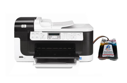 HP 6500A с СНПЧ
