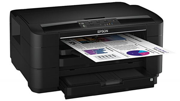Epson WorkForce WF-7015 с СНПЧ