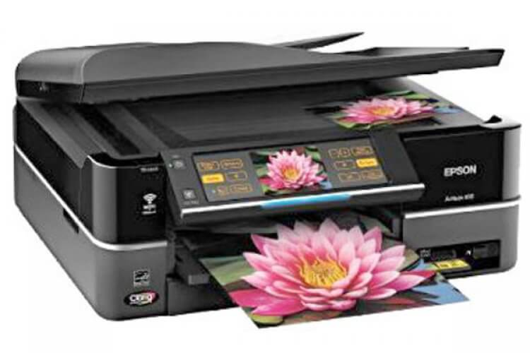 Epson Artisan 810 с СНПЧ Refurbished 3
