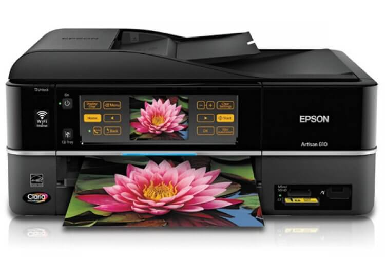 Epson Artisan 810 с СНПЧ Refurbished 2