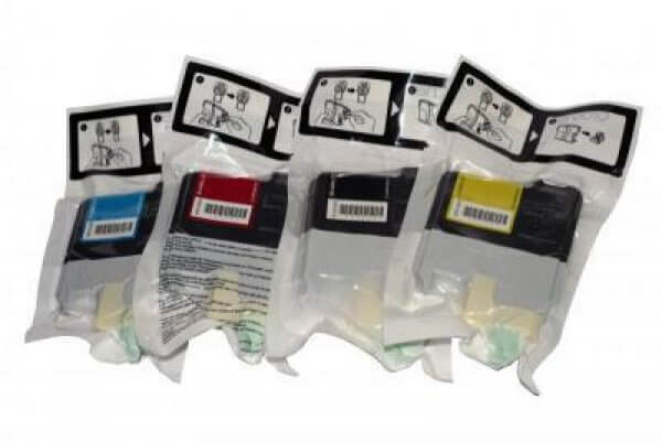 Комплект картриджей Brother LC-985 (C, M, Y, Bk) refillable color ink jet cartridge for brother printers dcp j125 mfc j265w 100ml