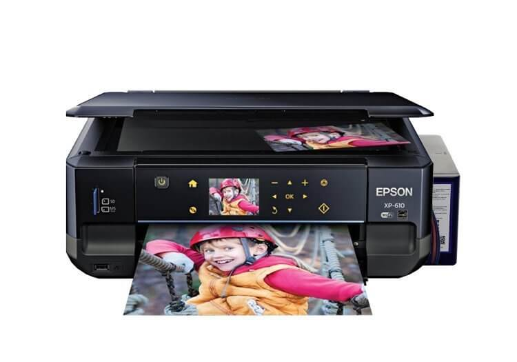 Epson XP-610 Refurbished с СНПЧ