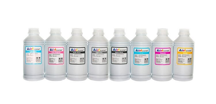 Комплект ультрахромных чернил INKSYSTEM для Epson SureColor SC-S70610 от Inksystem