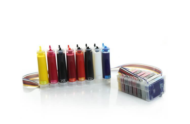 СНПЧ Epson SureColor P400 принтер epson surecolor sc p600