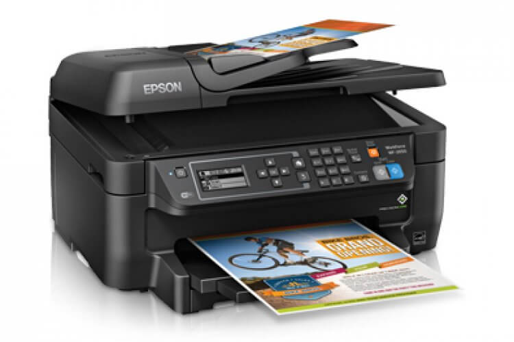 Epson WF-2650 Refurbished с СНПЧ 3