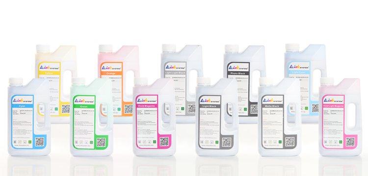 Комплект ультрахромных чернил INKSYSTEM для Epson SC-P9000, 1л. (11 цветов) комплект ультрахромных чернил inksystem для epson 9910 1л 5 цветов