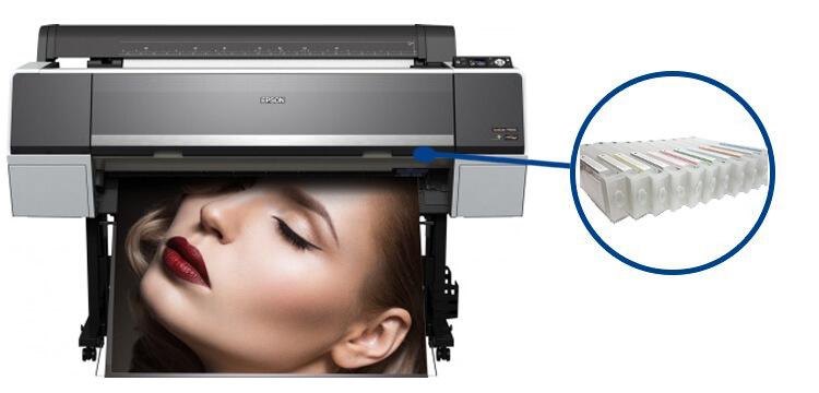 Плоттер Epson SureColor SC-P9000 с ПЗК от Inksystem