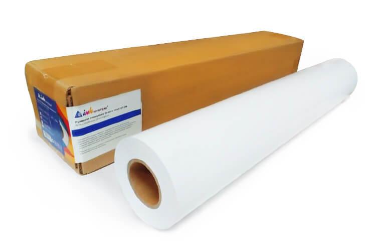 Матовая фотобумага для плоттеров (180g) 24