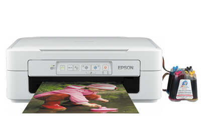 фото МФУ Epson Expression Home XP-247 с СНПЧ