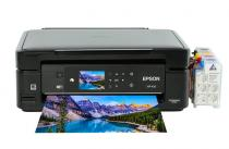 фото МФУ Epson Expression Home XP-432 с СНПЧ