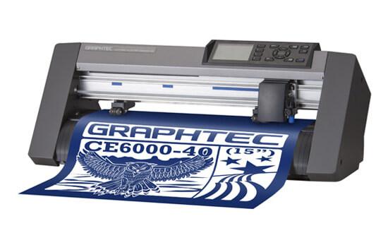 Режущий плоттер Graphtec CE6000-40 плоттер