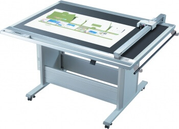 Планшетный режущий плоттер Graphtec FC2250-180VC 1740х920 мм, вакуумный стол