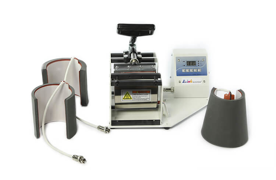 Термопресс INKSYSTEM для сублимационной печати на чашках 4 в 1