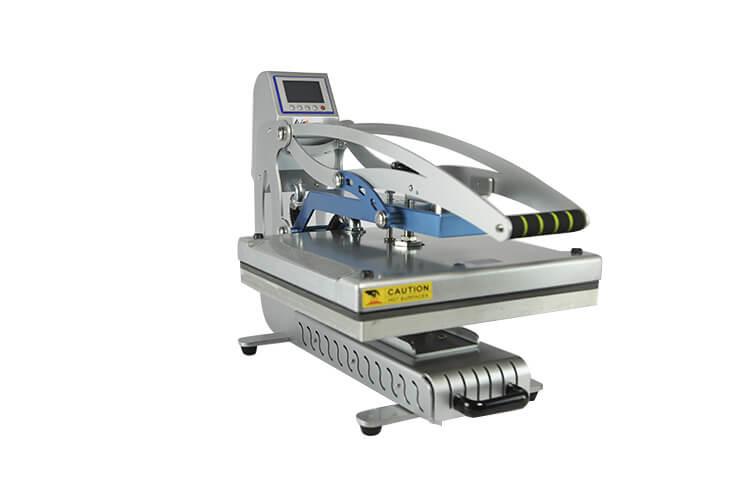Термопресс планшетный INKSYSTEM (40×40cм) для термотрансферной и сублимационной печати от Inksystem