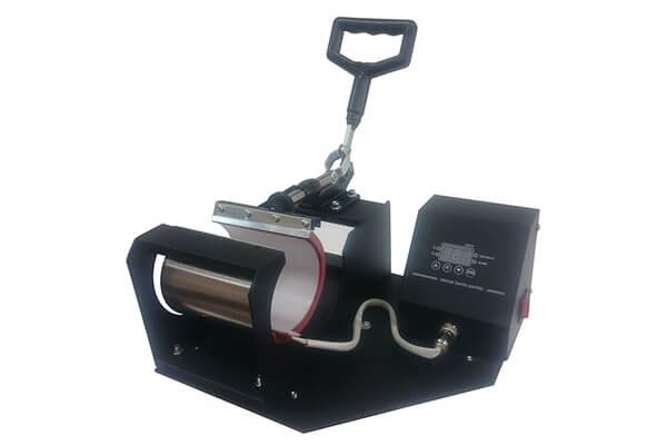 Купить со скидкой Термопресс Grafalex для сублимационной печати на чашках