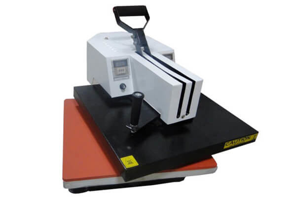 Термопресс планшетный поворотный Grafalex (40x60см) для термотрансферной и сублимационной печати