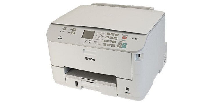 Epson WorkForce Pro WP-4515DN с ПЗК
