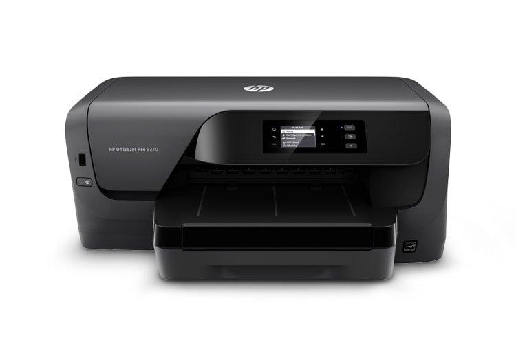 фото Принтер HP OfficeJet Pro 8210 с СНПЧ и чернилами