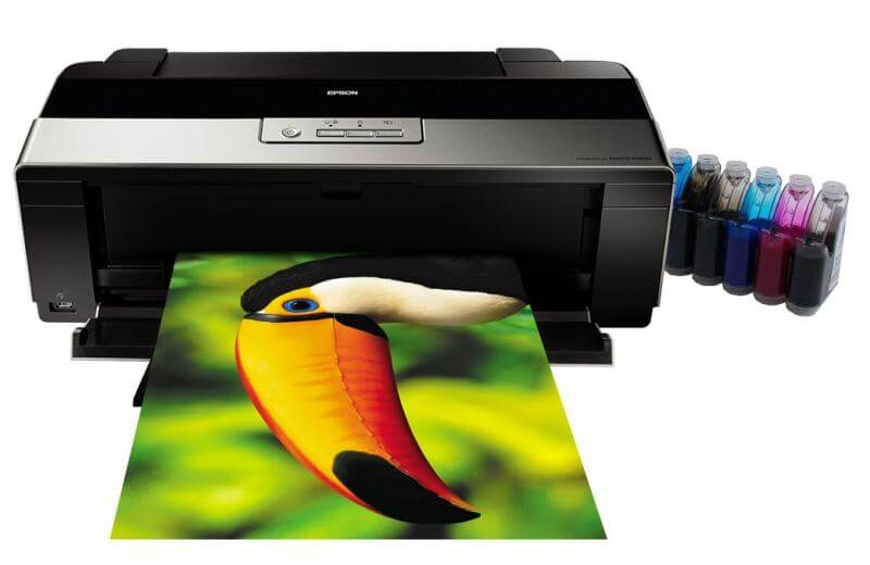 EPSON R1900 refurbished с СНПЧ
