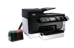 фото МФУ HP Officejet Pro K8500 с СНПЧ
