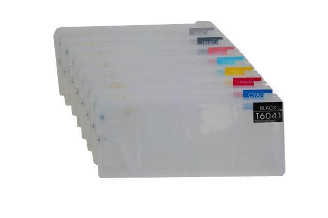 Перезаправляемые картриджи для Epson Stylus Pro 7800  цена и фото