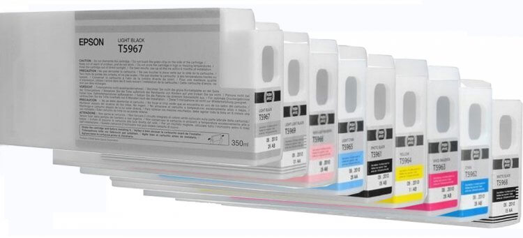 Перезаправляемые картриджи для Epson Stylus Pro 9890Перезаправляемые картриджи изготовлены по аналогии с оригинальными картриджами, однако позволяют дозаправлять каждый картридж снова и снова.<br>