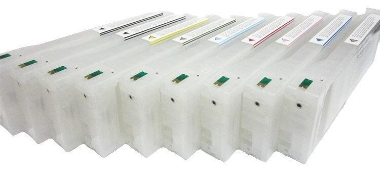 Перезаправляемые картриджи для Epson Stylus Pro 9908  цена и фото