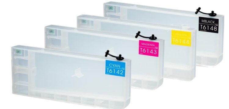 Перезаправляемые картриджи для Epson Stylus Pro 4450 перезаправляемые картриджи для epson stylus pro 9710