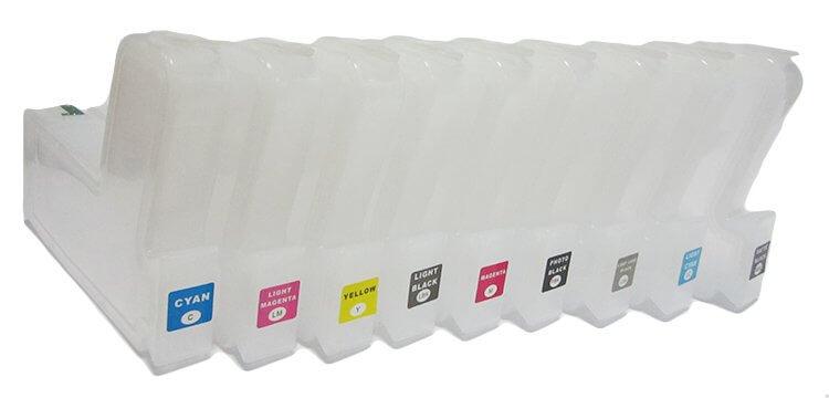 Перезаправляемые картриджи для Epson Stylus Pro 3880 (300мл). Производитель: INKSYSTEM, артикул: 1837