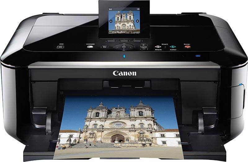 фото МФУ Canon PIXMA MG5320 с СНПЧ