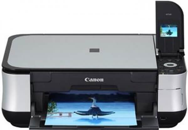Canon MP540 с СНПЧ