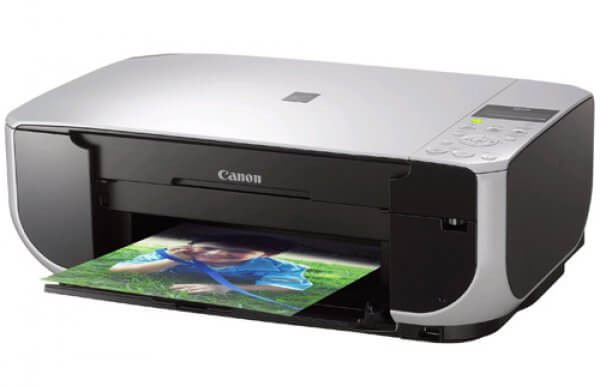 Canon MP220 с СНПЧ 3