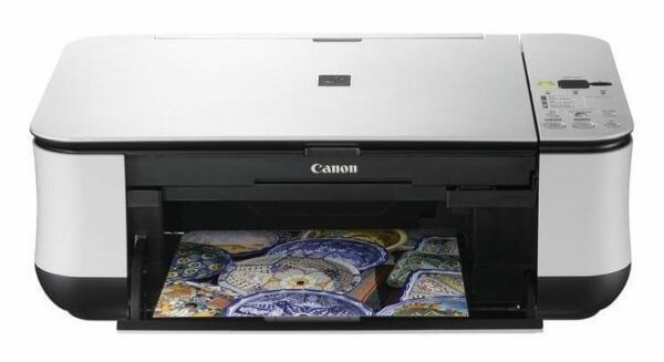 Canon MP250 с СНПЧ 1