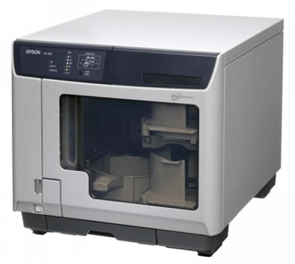 Epson Discproducer PP 100 с СНПЧ