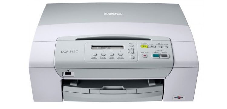 Brother DCP-145C с СНПЧ