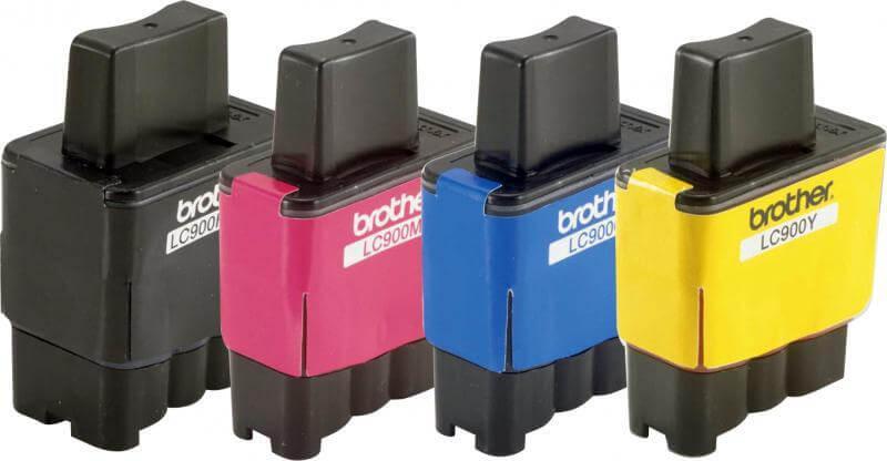 Комплект оригинальных картриджей Brother DCP 310CNПодходит к моделям: Brother DCP 310CN<br>