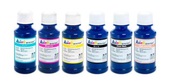 Чернила INKSYSTEM для фотопечати на Canon PIXMA iX7000 (фоточернила)Комплектация: 6 банок по 100 мл, цвета: Photo Black, Black, Yellow, Cyan, Magenta, Clear. Фоточернила INKSYSTEM обеспечивают точную цветопередачу, при этом качество отпечатков на 95-98% соответствует оригинальным чернилам.<br>
