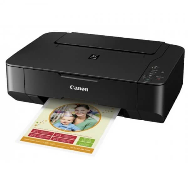 Canon MP230 с СНПЧ