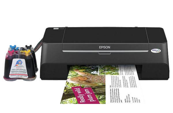 фото Принтер Epson Stylus T26 с СНПЧ