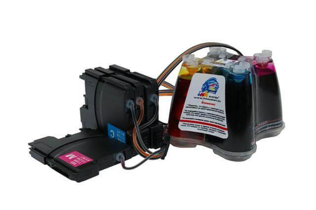 СНПЧ Brother MFC 490CN (картриджи LC980M, LC980C, LC980Y, LC980BK) tpsmhd u black laser printer toner powder for samsung ml 2951 2956 2541 2547 cartridge top flowability 1kg in bag free fedex