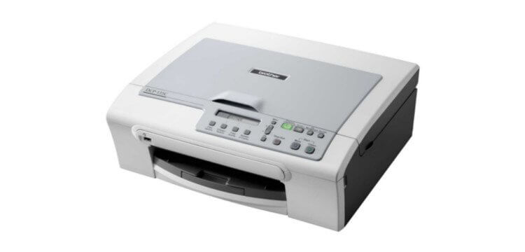Brother DCP-135C с СНПЧ