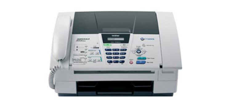 Brother FAX 1840C с СНПЧ 2