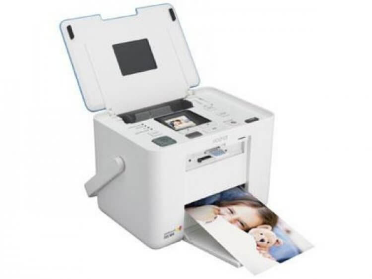 Epson Picture Mate 210 с СНПЧ
