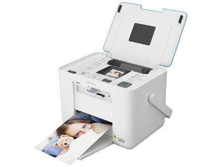 Epson Picture Mate 250 с СНПЧ