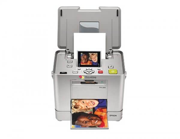 Epson Picture Mate 280 с СНПЧ