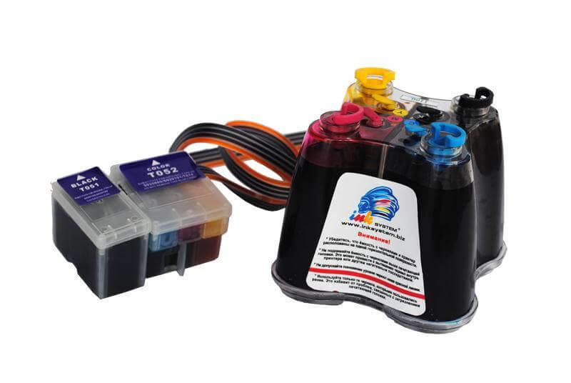 СНПЧ Epson Stylus Color 460