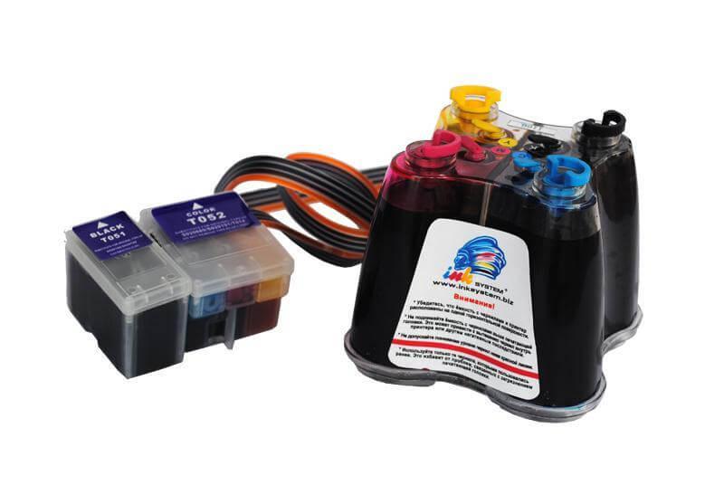 СНПЧ Epson Stylus Color 760