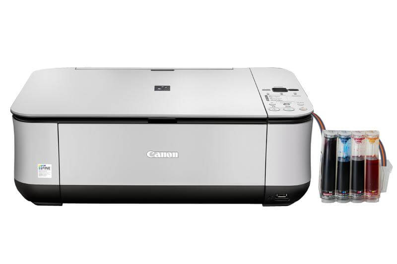 Canon MP240 с СНПЧ 1