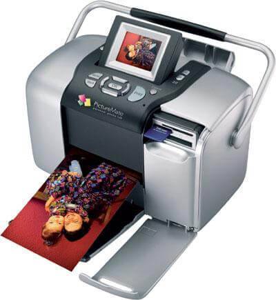 Epson Picture Mate 500 с ПЗК